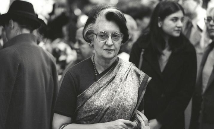 इंदिरा गाँधी की जीवनी