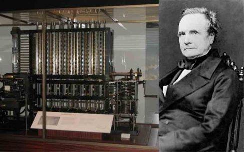 कंप्यूटर का अविष्कार किसने किया था