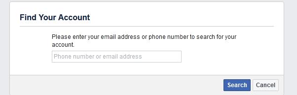 Facebook पासवर्ड भूलने पर क्या करें