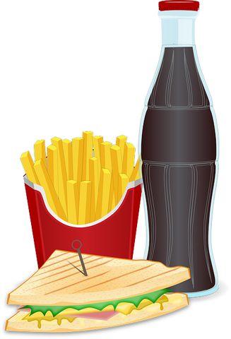 Junk Foods के नुकसान